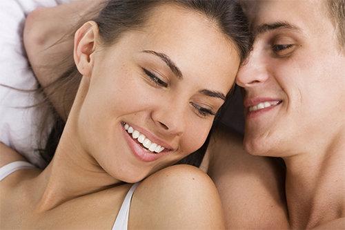 אל תוותרו על האינטימיות. צילום: שאטרסטוק