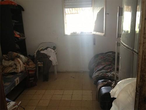 חדר ילדים לפני השיפוץ