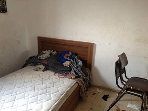 חדר הורים לפני השיפוץ