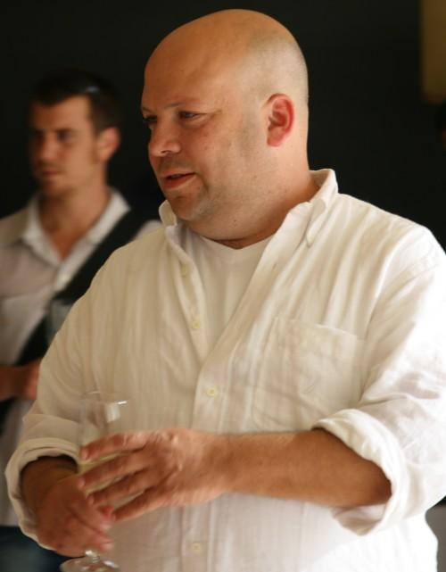 השף יונתן רושפלד צילום: מתן רדין