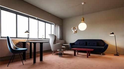 מלון בוטיק SAS שבקופנהגן