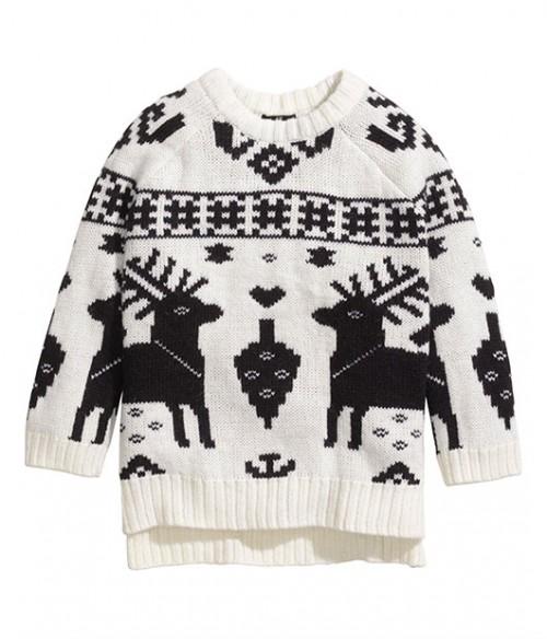 סוודר של H&M | צילום: הנס מוריץ