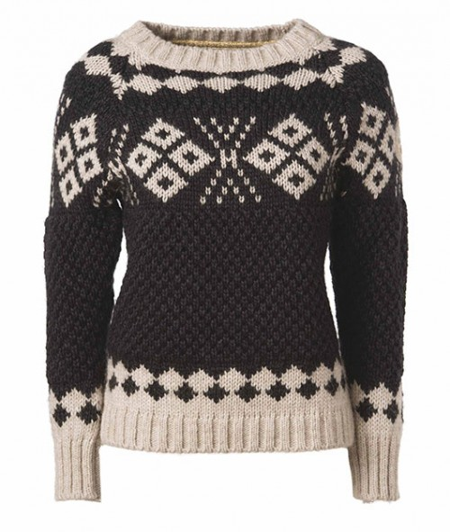 סוודר של נפפירי | צילום: ג'ון צ'ו