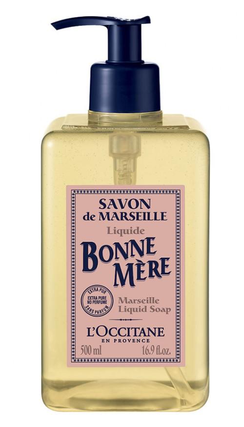 """סבון נוזלי של ל'אוקסיטן   צילום: יח""""צ"""