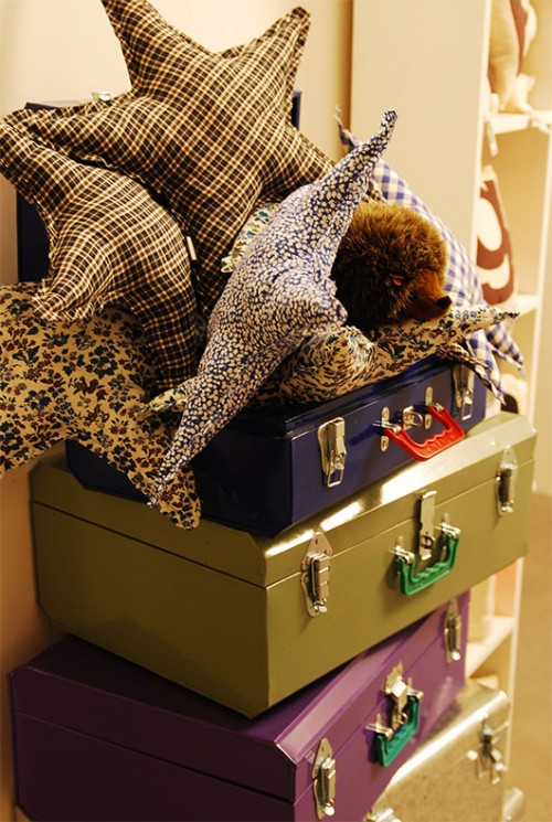 בוטיק המוקדש לחובבי הז'אנר הילדותי. בון טון   צילום: רותם רייצ'ל חן