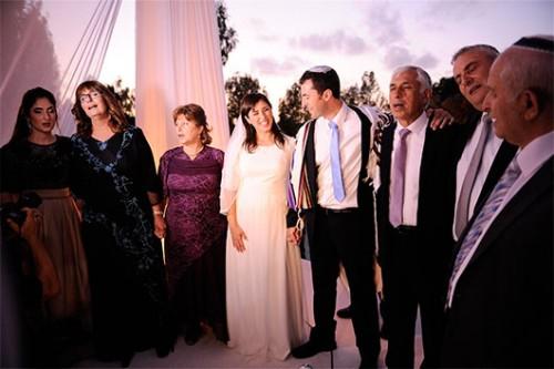חתונה תוך חודש וחצי | צילום: מיכאל שבדרון, אתר מאקו