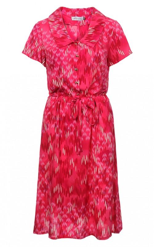 שמלת נתנאלה של נעמה בצלאל   צילום: ניר יפה