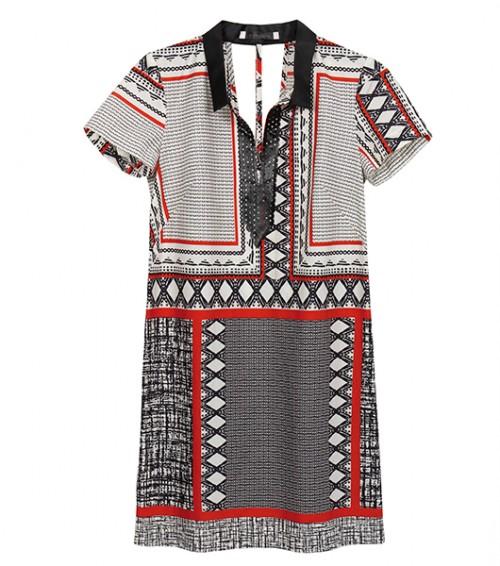 שמלה של מירית רודריג | צילום: ניר יפה