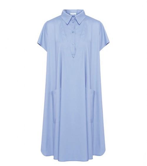 "שמלה עם צווארון מחויט של Two Tone | צילום: יח""צ"