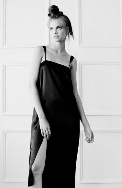 שמלה ענוגה של ג'ולייט | צילום: מירב בן לולו