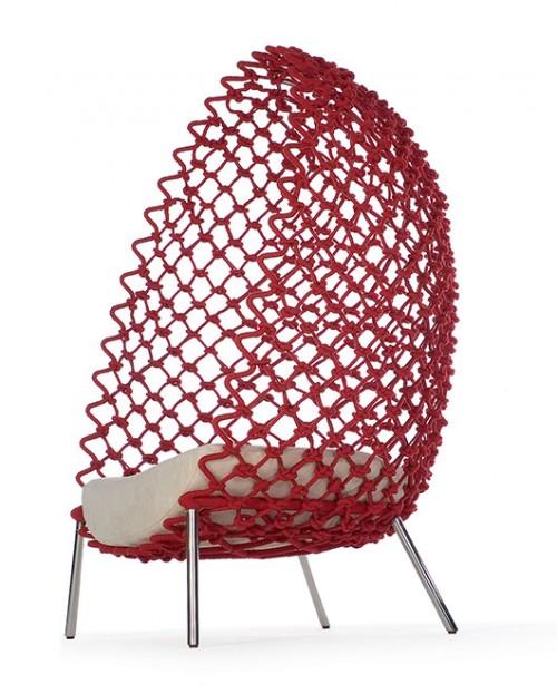 כורסא מדגם דרגנט של סיאם   צילום: שירן כרמל