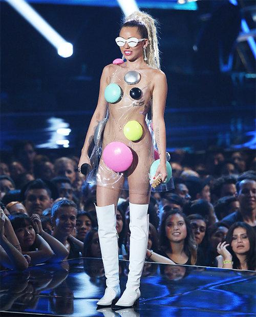 מתוך טקס פרסי MTV האחרון | צילום: GettyImages
