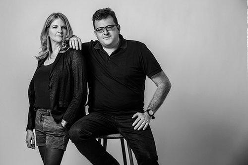 אורלי רובינזון וערן רולס   צילום: איליה מלינקוב