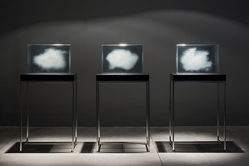 Single Cloud Collection | צילום: באדיבות האמן וגלרייה ברוורמן, תל אביב