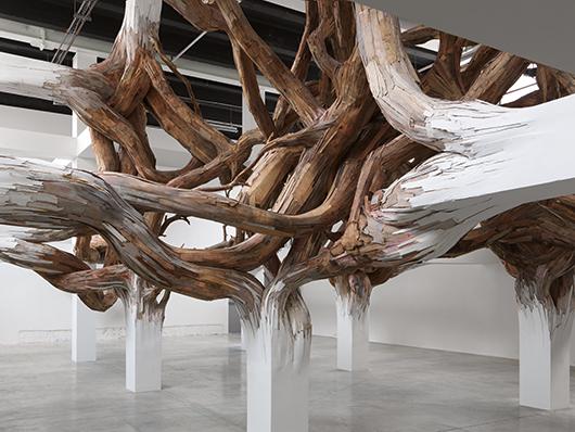 Baitogogo, 2013 | צילום: באדיבות Galeria Milan, סאו פאולו, ברזיל