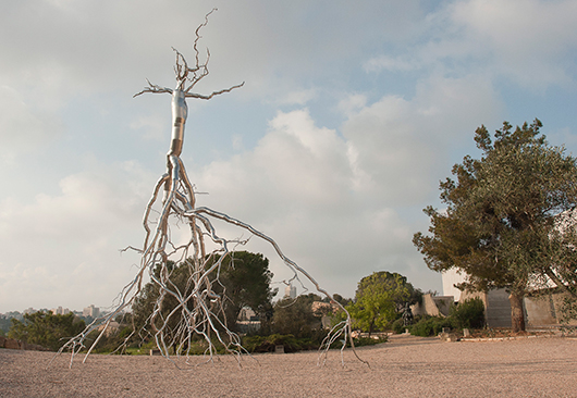 Inversion, 2008 | צילום: באדיבות מוזיאון ישראל, ירושלים