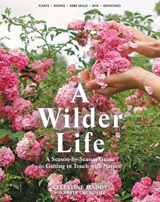 כרירכת הספר A Wilder Life