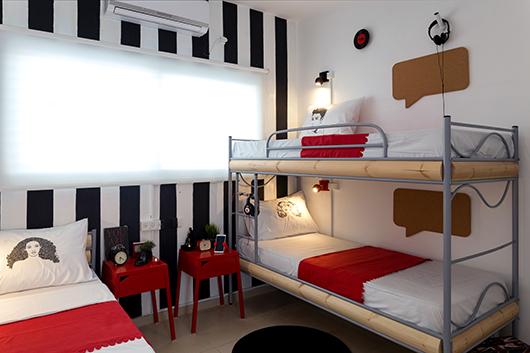 חדר שצועק פופ   צילום: נויה שילוני