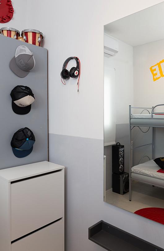 חדר ההיפ-הופ   צילום: נויה שילוני