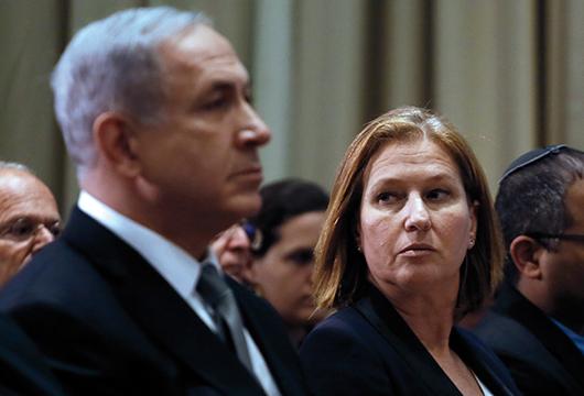 ציפי לבני וראש הממשלה בנימין נתניהו   צילום: GettyImages