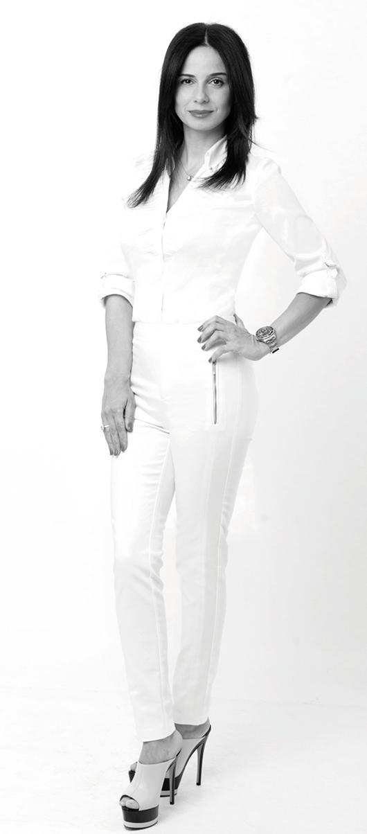 סנדרה חליוה | צילום: סם יצחקוב