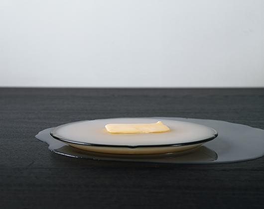 חמאה, 2008   באדיבות האמן