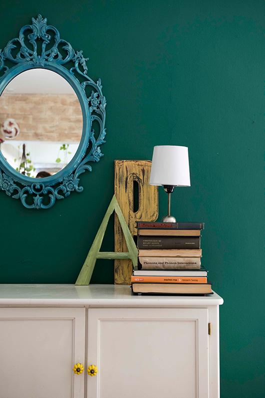 צבע הוא אחד האלמנטים הזולים והאפקטיביים ביותר בשינוי אווירה   עיצוב: שוקילי   צילום: גלעד רדט