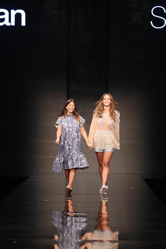 מתוך תצוגת האופנה של שני צימרמן | צילום: אבי ולדמן