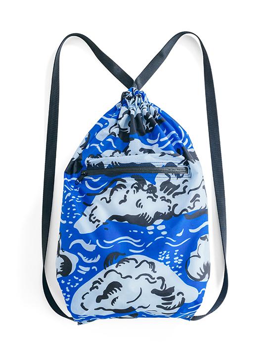 תיק ניילון של baggu | צילום: בן וייזר