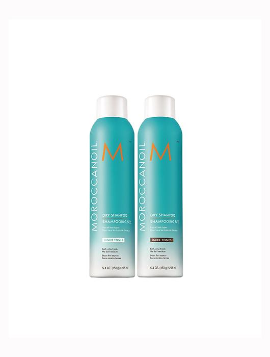שמפו יבש לשיער של MOROCCANOIL | צילום: ריצ'ארד פאיירס