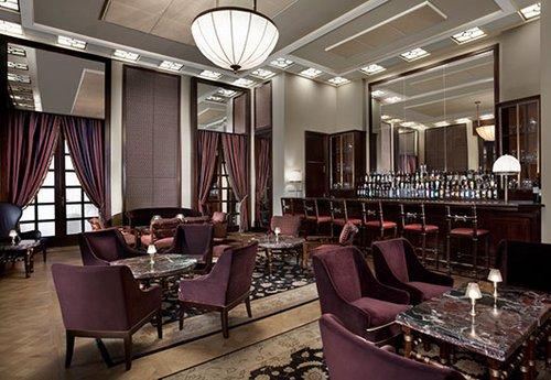 בר היין במלון המלך דוד | צילום: אורי אקרמן