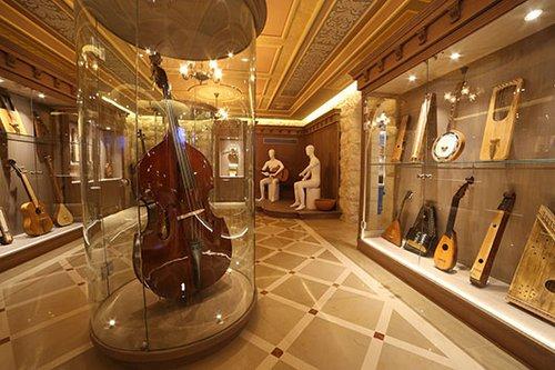 מוזיאון המוסיקה | צילום: ליאור לינר