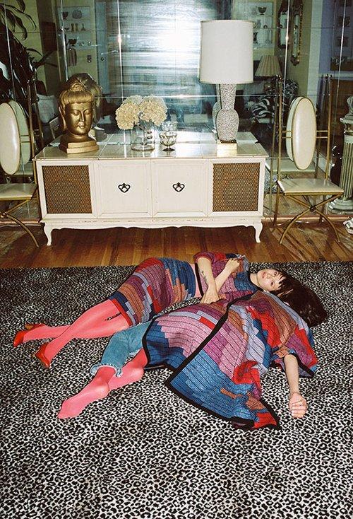 צילום מתוך הקמפיין למארה הופמן | צילום: דודי חסון