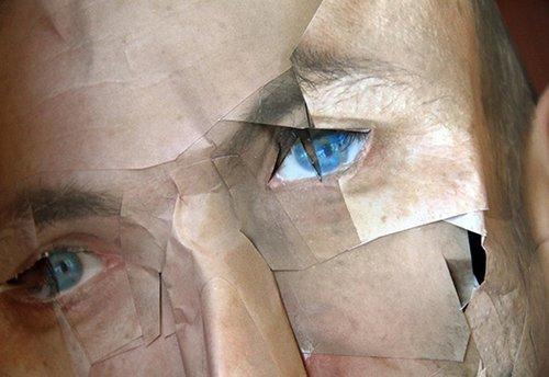 אשליות מנייר   אמנית: אלישבע לוי   אוצר: רן-קסמי אילן