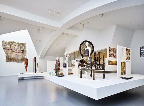 מתוך התערוכה Making Afrika שהוצגה במוזיאון ויטרה לעיצוב