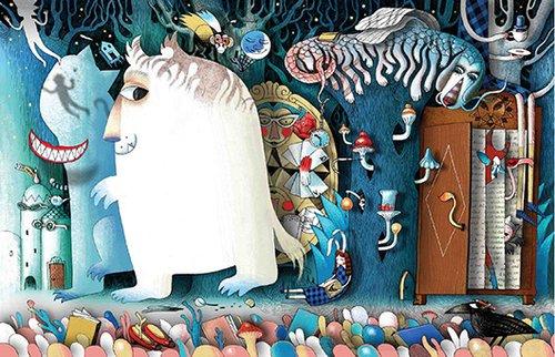 חוויה של שיתוף, משחק, דמיון ויצירה | צילום: זיו רפאל