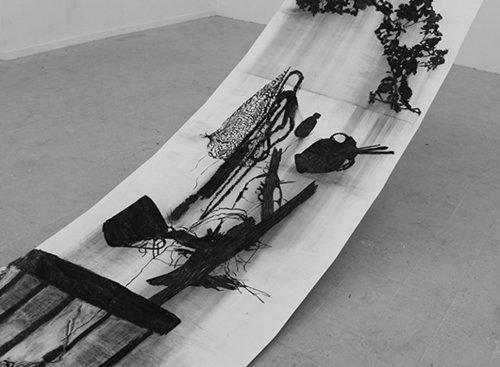 עבודה של מרינה סיפר וחנני הורביץ