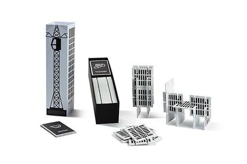 Build Me : משחק לוח יפהפה בהשראה ארכיטקטונית