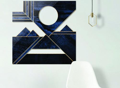 Curioos: אמנות המזנקת על הצופה מהקיר