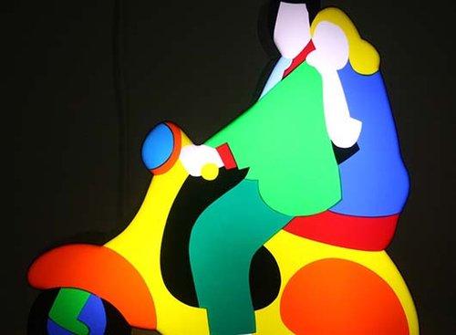 Vespetta, 2010 | עבודה של atelier Lodola
