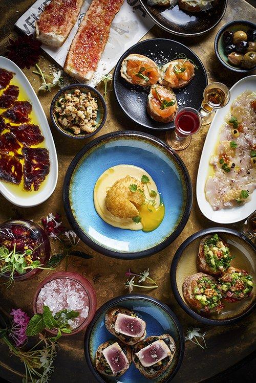 מסעדת ברנז'ה מתחדשת | צילום: בן יוסטר