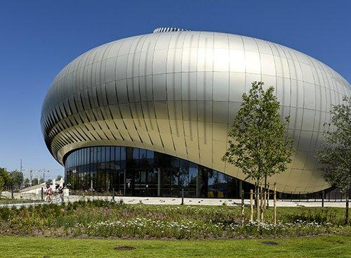 Cité du Vin: תמצית נשמת היין בין העיר לנהר | צילום: Anaka/ La Cité du Vin/ XTU Architects