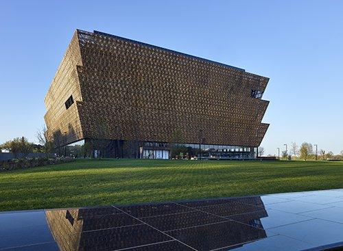 המוזיאון הלאומי האפריקאי-אמריקאי להיסטוריה ולתרבות: אטרקציה החמה ביותר בוושינגטון | צילום: Alan Karchmer