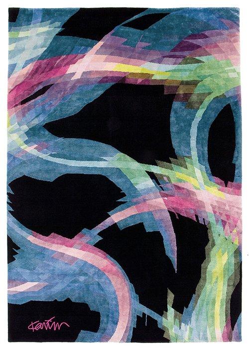 שטיחים בעיצוב קארים ראשיד ל־ illulian