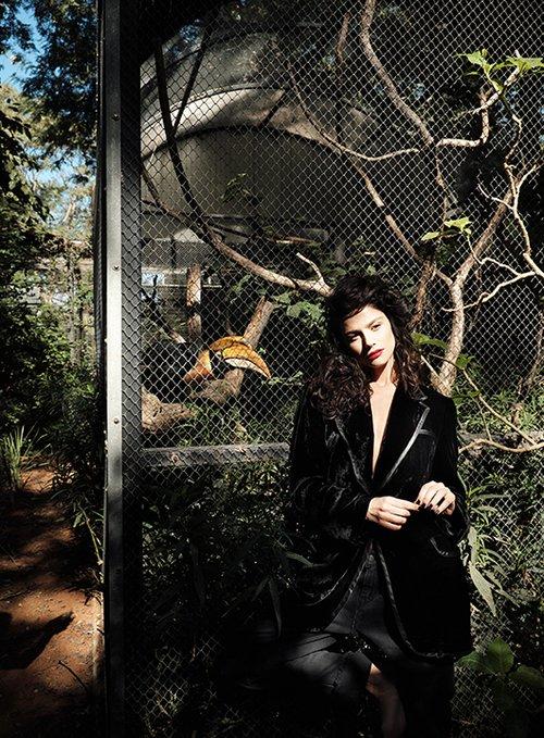 ג'ינס זארה   ז'קט דריס ואן נוטן להלגה עיצובים   צילום: אייל נבו