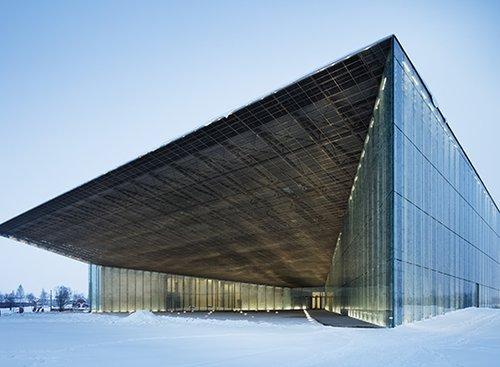 המוזיאון הלאומי של אסטוניה: תפקיד מהותי בהתחדשותה של המדינה | צילום: Takuji Shimmura