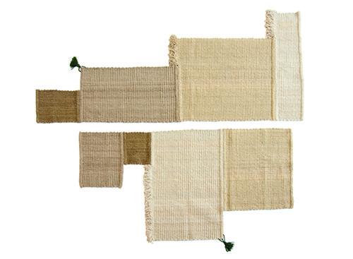 שטיחים בשיתוף עם אורגות מלקייה | צילום: BCXSY