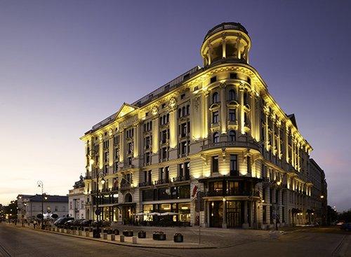 מלון בריסטול. אם בא לך להתפרע   צילום: המכון הפולני בתל אביב Warsaw Tourist Office