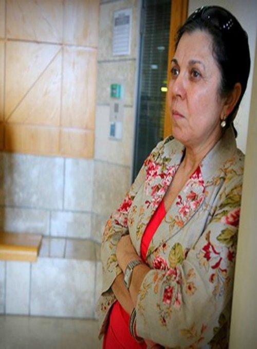 אילנה ראדה בבית המשפט | צילום: פלאש 90