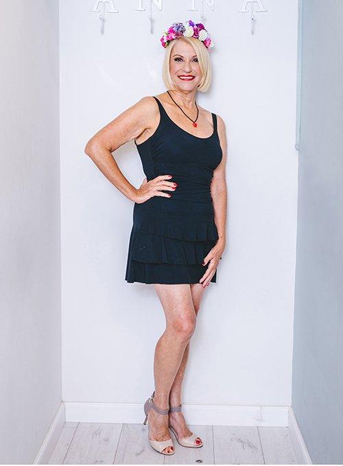 מתוך הקמפיין של AnnA   צילום: Studio Twenty Twenty